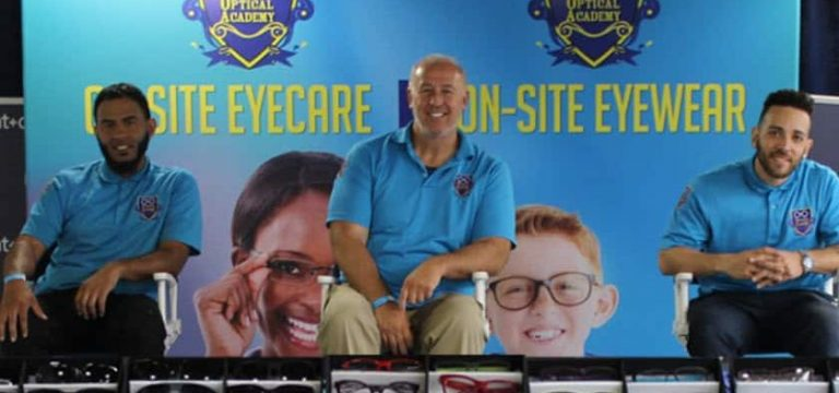 Get discounts on eye exams and glasses at Convention
