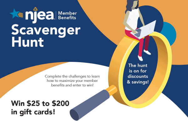 Member Benefits Scavenger Hunt